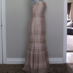 Kay Unger Blush Gown